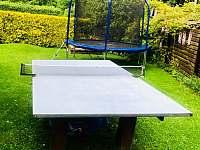 Sportovní vyžití pro malé i velké na zahradě - Lipová lázně