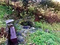 Studánka U DOBRÉ VODY s vynikájicně dobrou pitnou vodou - Lipová lázně