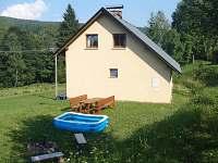 Chata k pronájmu - dovolená Šumpersko rekreace Velké Vrbno