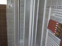 Apartmá č.2 koupelna