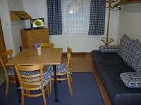 Apartmán č.2 obytná část