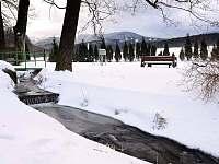 zimní zahrada - Bělá pod Pradědem - Domašov