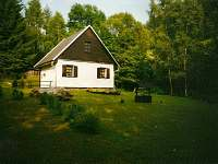 Chata k pronajmutí - okolí Hraběšic