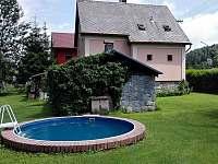 Bazén u Chalupy Johann - Lipová-lázně