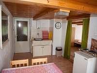 4-lůžkový pokoj (kuchyňský kout)