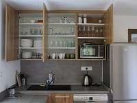 Kuchyně II - vila ubytování Velké Losiny