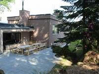 Vila na horách - okolí Žárové