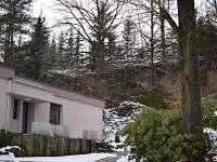 Vila Velké Losiny zima