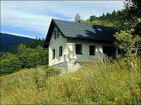 Chata k pronajmutí - zimní dovolená Stříbrnice