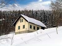 ubytování Lyžařský vlek Malá Morava - Vysoká na chatě k pronajmutí - Stříbrnice