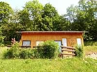 Levné ubytování Rybník Andělská Hora Chata k pronajmutí - Karlovice