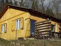 Chata ubytování v obci Kunov