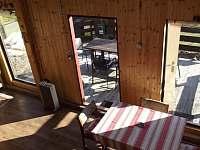 Přízemí - chata k pronajmutí Karlovice