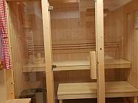 finská sauna - Vernířovice