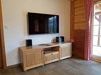 obývací místnost - Smart TV - Vernířovice