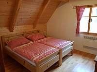 pokoj č. 4 - v patře - dvoulůžkový - Vernířovice