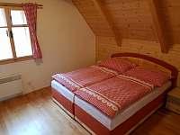pokoj č. 5 - v patře - dvoulůžkový - Vernířovice