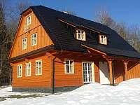 relax na sluníčku - chalupa ubytování Vernířovice