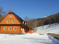 Levné ubytování Koupaliště Rapotín Chalupa k pronájmu - Vernířovice