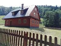 Roubenka v létě - Vernířovice