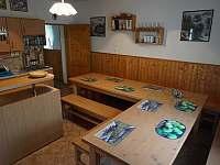 Kuchyňský stůl - Stříbrnice