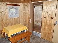 BOD Předsíň se saunou - Rýmařov