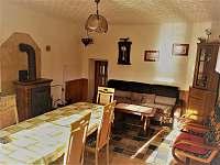 BOD Společná místnost 2 - chalupa ubytování Rýmařov