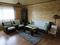 obývací pokoj - Bohdíkov
