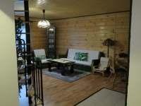 obývák po rekonstrukci - Bohdíkov