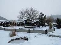 zamrzlá zahrada - Bohdíkov