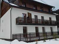 ubytování  v apartmánu na horách - Petříkov