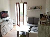pokoj 2. - apartmán k pronajmutí Petříkov