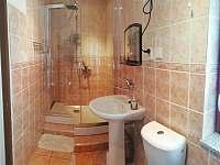 Apartmán č.2 Koupelna se sprchou - Česká Ves