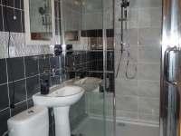 Koupelna apartmán č. 1 - Česká Ves