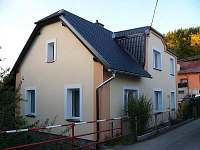 Rekreační dům ubytování v obci Horní Boříkovice