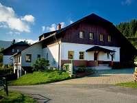 Chaty a chalupy Domašov - Bělá pod Pradědem v penzionu na horách - Filipovice
