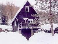 Chata v zimě - k pronájmu Hynčice pod Sušinou