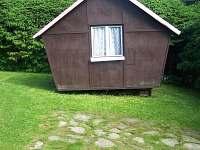 Venkovní chatka - ubytování Hynčice pod Sušinou
