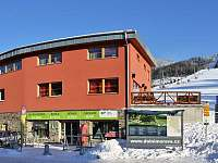 Dolní Morava ubytování 26 lidí  pronájem