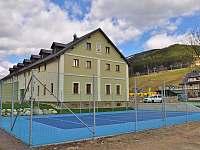 Dolní Morava ubytování 100 lidí  pronájem