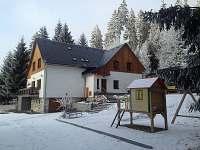 Chata k pronajmutí - zimní dovolená Stará Ves