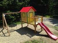 Dětské hřiště - chata k pronajmutí Stará Ves
