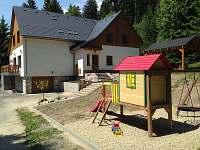 Dětské hřiště - chata k pronájmu Stará Ves
