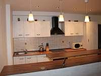 Kuchyňská linka - chata k pronájmu Stará Ves