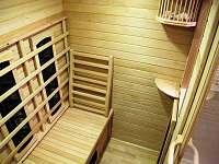 Sauna - pronájem chaty Stará Ves