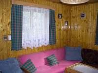 Chajda u vleku - obývací pokoj