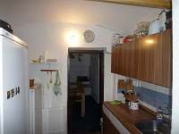 kuchyňka - Štědrákova Lhota