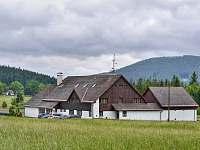 Penzion na horách - okolí Petrovic