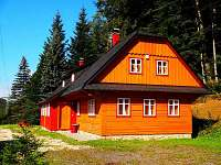 Chata k pronájmu - okolí Červenohorského sedla