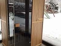 Sauna - Vernířovice